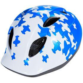 MET Super Buddy - Casque de vélo Enfant - bleu/blanc